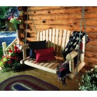 SWING SEAT 4 Ft PORCH W/CHAIN